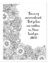 various free printable christian religious coloring sheets