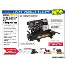 670cc Predator Engine Wiring Diagram Gas Powered Air Compressor At Harbor Freight Ac Gallery Air