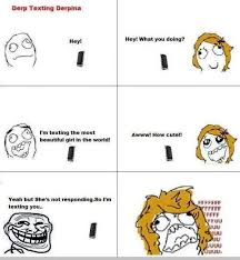 Memes Derp - derp texting derpina funny pictures quotes memes funny images
