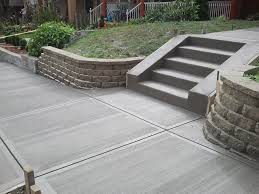 Covering Old Concrete Patio by Stamped Concrete Adds Affordable Appeal To Outdoor Patios