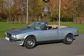 classic maserati classic park cars maserati biturbo spyder