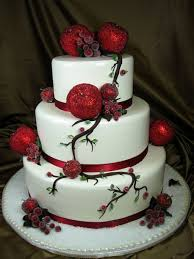 christmas wedding cakes decorating theme ideas wedding decor theme