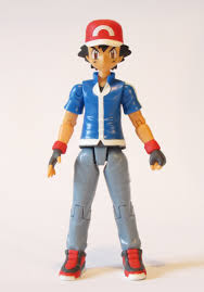 mint in box pokémon trainer figure ash pikachu the website