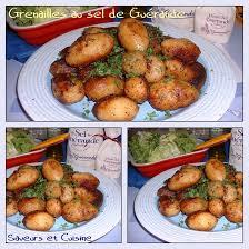 comment cuisiner les pommes de terre grenaille pommes de terre grenailles à l ail et au gros sel de guérande