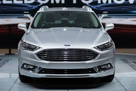 cars ford 2017 the 2017 detroit auto show in pictures the verge