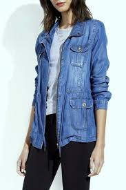 Light Jean Jacket Simply Chic Lightweight Denim Jacket From Seattle By Simply Chic
