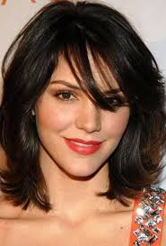 medium length hairstyles for fuller faces best 25 fat face haircuts ideas on pinterest hairstyles for fat