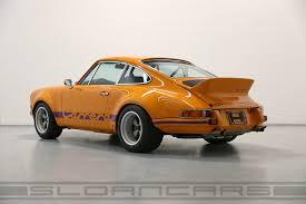 porsche 930 rsr 1972 porsche 911 rsr tribute signal orange black sloan cars