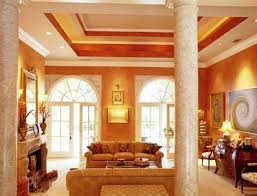 Design Living Room Ceiling With Incredible Eyes