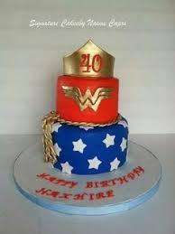wonderwoman bellas 6th bday superhero pinterest birthdays