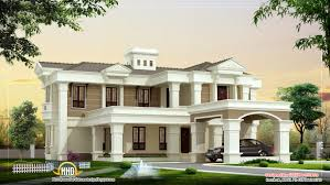villa home design interesting thiruvalla home design