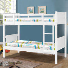 Childrens Bunk Beds With Slide EBay - Kids wooden bunk beds