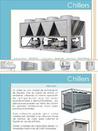chillers grupo 4