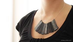 thanksgiving with bobby bobby pin bib necklace