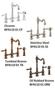 belle foret kitchen faucet belle foret bfn11001cp bridge faucet review kitchen faucet reviews pro