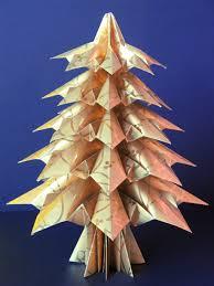 origami tree ornaments gallery handycraft decoration ideas