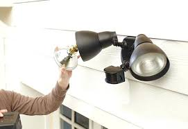 Motion Sensor Add On For Outdoor Light How To Install Outdoor Light How To Install Light Sensor On
