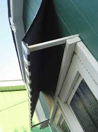 How To Make A Window Awning Frame Windows Awning Steps With Pictures How Making Wooden Awning