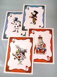 wedding card design diy alice wonderland themed layout amazing
