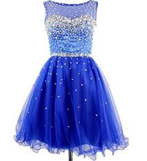 royal blue beading homecoming dresses the charming graduation