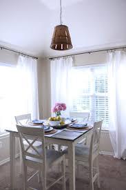 our diy renter friendly dining room chandelier u2013 rumfield homestead
