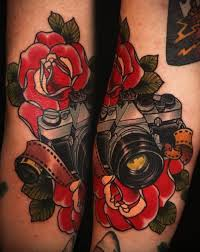 9 solid traditional camera tattoos tattoo pinterest camera