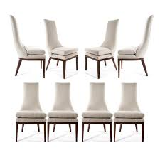 dining chair studio a home set of eight isabella dining chairs