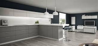 cuisine design blanche marvelous salles de bain schmidt 11 cuisine design blanche en l