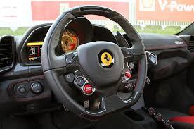 ferrari steering wheel light powerful and beautiful 2015 ferrari 458 speciale