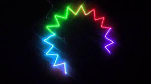 reke 350 colour animation disco laser light mode 2