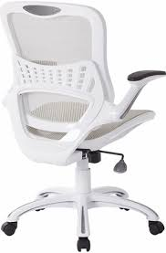 white office chair mesh ave six office chair white mesh rly26 wh