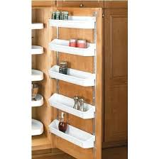 pantry a spice rack kitchen cupboard door mounted u2013 moute