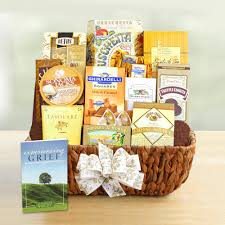 sympathy baskets givens company caring condolences sympathy basket giv 5331 the