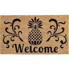 Hawaiian Doormats 239 Best Beach Doormats Images On Pinterest Tropical Beaches