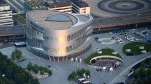 siege social mercedes musée mercedes à stuttgart le plus grand musée d un constructeur