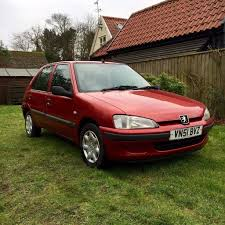 peugeot 106 4 door saloon in ipswich suffolk gumtree