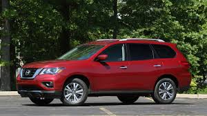 nissan pathfind 2017 nissan pathfinder review keeping pace with maturing competition