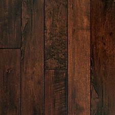 maple rum handscraped engineered hardwood flooring click lock
