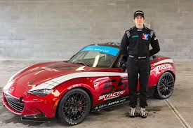 mazda car and driver mazda shows us how to become a race car driver