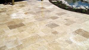 Cost To Install Paver Patio by Paver Patio Installation Brick Paver Patio Installation