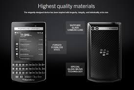 porsche design blackberry porsche design u0026 blackberry collaborate on a new phone that will