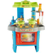 jouet cuisine helloshop26 dinette cuisine dinette cuisinière en plastique pour en
