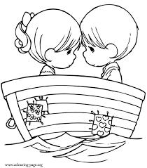 beautiful coloring valentine u0027s cute