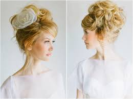 bridal hair bun bun bridal hair style medium hair styles ideas 27052