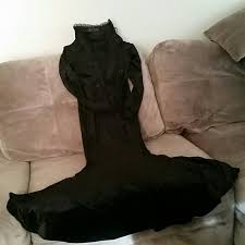 Morticia Addams Dress 90 Off Eternal Nyc Dresses U0026 Skirts The Morticia Addams Dress
