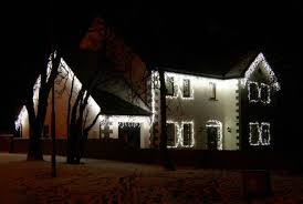 christmas outdoor christmas lights ideas for the roof house