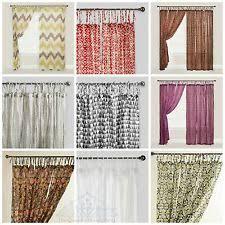 Curtains World Market World Market Curtains Ebay