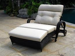 Outdoor Chaise Lounge For Two Living Room Brilliant Outdoor Double Chaise Lounge Design The Homy
