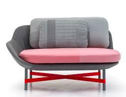 Freedom Ottoman by Minimalistic Ottoman Seat With Organic Form Interiorzine