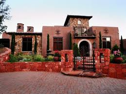 southwestern style homes 26 best homes images on haciendas facades and